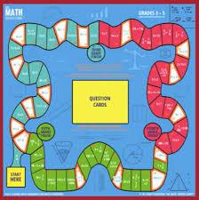 Kick7 The Math Board Game