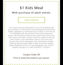 Arizona Families: Halloween Deals, Freebies, Fun, And Food 2017 ... 1 Kids Meal To Olive Garden With Purchase Of Adult Coupon Code Pay Only 199 For Dressings Including Parmesan Ranch Dinner Two Only 1299 Budget Savvy Diva Red Lobster Uber And More Gift Cards At Up 20 Off Mmysavesbigcom On Redditcom Gardening Drawings_176_201907050843_53 Outdoor Toys Spring These Restaurants Have Bonus Gift Cards 2018 Holidays Simplemost Estein Bagels Coupons July 2019 Ambience Coupon Code Mk710 Deals Codes 2016 Nice Interior Designs
