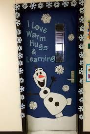 Christmas Door Decorating Contest Ideas Pictures by Best 10 Frozen Classroom Ideas On Pinterest Disney Frozen