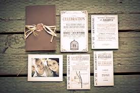 Diy Rustic Wedding Invitations Sweet Idea 14 Make Your Own