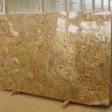 golden crystal natural stone granite slab arizona tile