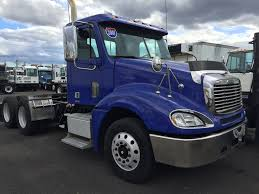 FREIGHTLINER CL120 - Tractors - Semi Trucks For Sale - Truck 'N ... 2010 Freightliner Columbia For Sale 9021 Indianapolis Circa June 2017 Freightliner Semi Tractor Trailer 2016 Scadia Tandem Axle Sleeper 8942 2018 Colorful Grills Volvo Kenworth Kw Peterbilt Selectrucks Of Los Angeles Used Truck Sales In Trucks For Sale Warner Truck Centers North Americas Largest Dealer Intertional G And J Expediters Fyda Columbus Ohio New And Trailers At Truck Traler Dump Quad S