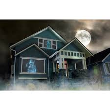 Halloween Ghost Hologram Projector by Virtual Reality Halloween Video Atmosfearfx Ghostly Apparitions