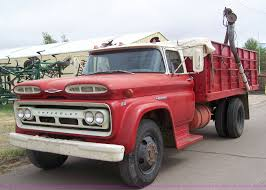 100 1960 Chevy Truck Chevrolet Viking Grain Truck Item 7382 SOLD Wednes