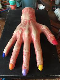 Painted An 'Ice Truck Killer' Hand For A Halloween Decoration Today ... Image Davis Bloomejpg Villains Wiki Fandom Powered By Wikia The Ice Truck Killer In Memes Life History Gangster Story Me Likhangpinoycustoms Rudy Cooper Monique Dexter Hope Isnt Around 0 Joolsptown Flickr Truck Ice Killer Meiisandre Twitter Cast 2017 See Trinity And More Today Colin Hanks Joins Kills His Brother Youtube