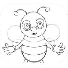 Bee Coloring Book Pages Wwwtopsimagescom