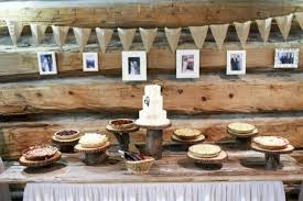This Variation Opens Up So Many Options For Displaying Your Dessert Of Choice Pictured Below Is A Fantastic Display Pies Each Individually Placed On