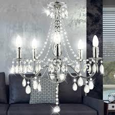 büromöbel led decken pendel hänge le leuchte kristall