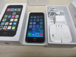 Cheap Apple iPhone 5S Latest Model 64GB Gray Factory