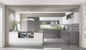 weiße küche graue arbeitsplatte küche weiß grau moderne