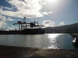 le port la reunion le port de pointe des galets ile de la réunion adc océan indien
