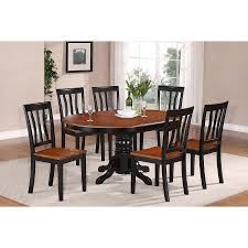Wayfair Black Dining Room Sets by Best Round Extension Dining Table