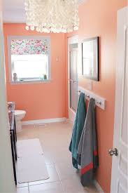 Beautiful Colors For Bathroom Walls by Best 25 Peach Bathroom Ideas On Pinterest Peach Bedroom Peach