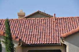 roof tiles clay roof tile vs brava composite