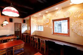 Washoku Mural Lovers Japan Japanese Restaurant Adachi Obanzai