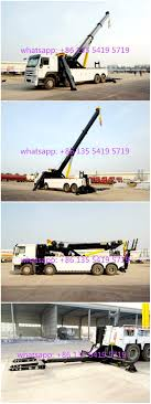 HOWO 8X4 10 Wheel Recovery Truck Vehicle 50ton Rotator China Wrecker ... Flatbed Tow Trucks For Sale Usedrotator Truckscsctruck Salekenwortht 880fullerton Canew Heavy Duty Robert Young Wrecker Service Repair And Parts Sales Towing Equipment Flat Bed Car Carriers Truck Home Wess Chicagoland Il New Dynamic Wreckers Rollback Flatbeds Howo 8x4 10 Wheel Recovery Vehicle 50ton Rotator China Equipmenttradercom 12 Wheeler 360 Degree 50 Galleries Miller Industries 2015 Kw T880 W Century 1150s Ton Elizabeth