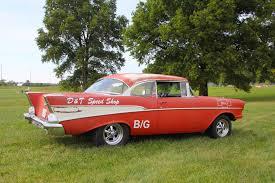 1957 Chevrolet Hot Rod - Wiring Diagrams •