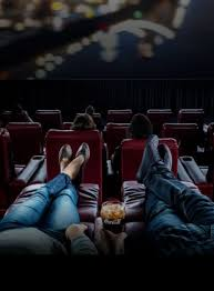 Gorgeous Recliner Seating In Chair Movie Theater