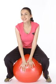 Physio Ball Chair Base by Furnitures Therapy Ball Chair Physio Ball Chair Gaiam Balance