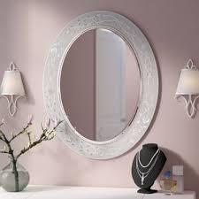 Wayfair Oval Bathroom Mirrors by Oval Bathroom Mirrors You U0027ll Love Wayfair