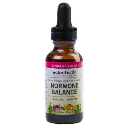 Eclectic Institute Hormone Balance, 1fl oz. Bottle - 1 oz - 007