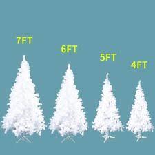 8ft Christmas Tree Ebay by Indoor Lighted Trees Ebay