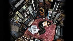 Music Studio Funky Wallpaper 620x350