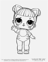 I Love You Baby Coloring Pages New Free Printable Lol Surprise Dolls Fresh Color