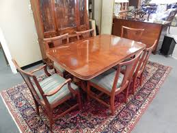 1940s Dining Table And Chairs | Vintage | Dining Table ...