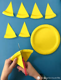 This Paper Plate Sun Craft Is The Perfect Summer For Kids It Makes A