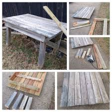 diy reclaimed wood coffee table kelly lane photography u2013 les