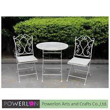 Vintage White Wrought Iron Metal Garden Patio Dining Furniture Table + 2  Chairs - Buy Metal Tables And Chairs,Metal Tables And Chairs  Garden,Furniture ... Brompton Metal Garden Rectangular Set Fniture Compare 56 Bistro Black Wrought Iron Cafe Table And Chairs Pana Outdoors With 2 Pcs Cast Alinium Tulip White Vintage Patio Ding Buy Tables Chairsmetal Gardenfniture Italian Terrace Fniture Archives John Lewis Partners Ala Mesh 6seater And Bronze Home Hartman Outdoor Products Uk Our Pick Of The Best Ideal Royal River Oak 7piece Padded Sling Darwin Metal 6 Seat Garden Ding Set