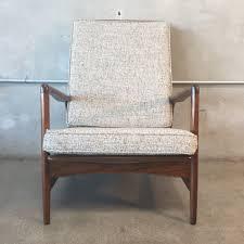Kofod Larsen Selig Lounge Chair by Kofod Larsen Danish Modern Reclining Selig Lounge Chair