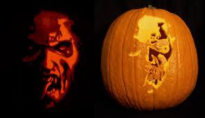 Walking Dead Pumpkin Stencils Free by Demonic Pumpkin By Kamose On Deviantart