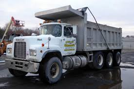 100 Tri Axle Dump Trucks 1988 Mack RD688S Truck For Sale By Arthur Trovei