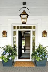 front door lighting fixtures medium size of black wall lantern