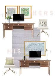 Crate And Barrel Strive Desk Lamp by Home Office Makeover Ashley Brooke Designsashley Brooke Designs