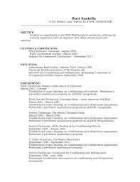 Resume Samples Apprentice Examples Engineer Sample Entry Level