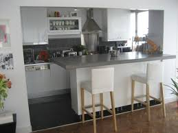 cuisine moderne ouverte incroyable cuisine ouverte decoration cuisine avec