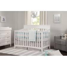 Antique White Crib