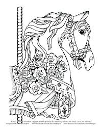 Realistic Horse Coloring Pages Book Best Horses Images On Books And