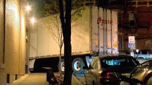 100 Sheppard Trucking Lost Semi Driver Crashes Truck Against Building In Mount Adams