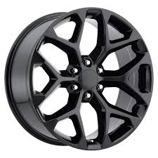 100 Chevy Truck Wheels For Sale 24 2015 CK156 CK 156 Silverado GMC Sierra 1500 Cadillac Gloss