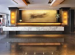 Hotel Reception Table Design