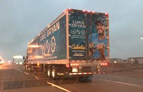 100 Luke Bryan Truck What Does Do Before His Show In Atlantic City VIDEO