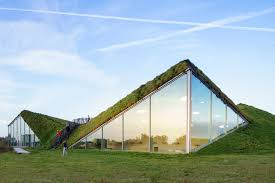 100 Contemporary Architectural Design 16 Spectacular Green Roofs Around The World
