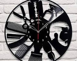 laser cutting clock etsy