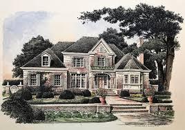100 Kensinton Place Kensington Spitzmiller Norris House Plans