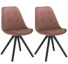 rosa samt stuhl 52 st esszimmerstuhl stühle neu