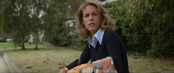 Halloween Jamie Lee Curtis Death by Laurie Strode Halloween 2 Images Reverse Search Descent Into